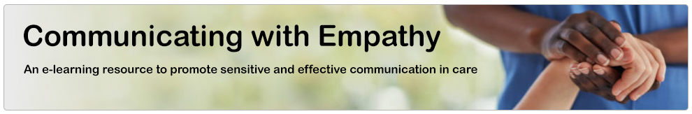 Communicating with Empathy_Banner