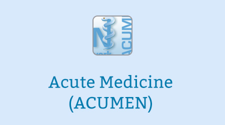 Acute Medicine - e-Learning for Healthcare