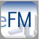eFM programme badge