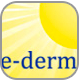 e-Derm programme badge