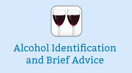 Alcohol Identification and Brief Advice (ALC)