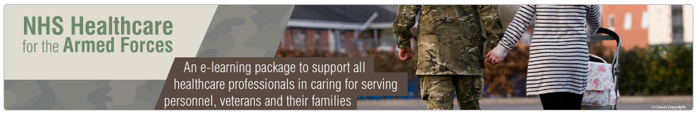 NHS Healthcare for the Armed Forces (VTH)