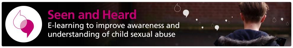 Child Sexual Abuse Awareness (CSAA)