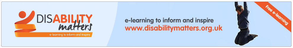 Disability Matters_Banner