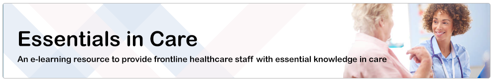 Essentials in Care_banner