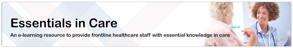 Essentials in Care_banner