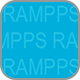 RAM programme badge
