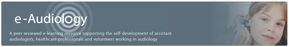 Audiology (AUD)