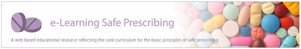 Safe Prescribing (SPB)
