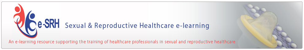 Sexual and Reproductive Healthcare (e-SRH)