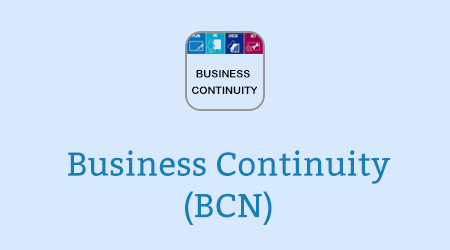 Business Continuity (BCN)