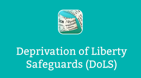 deprivation of liberty safeguards e learning for healthcare