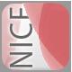 NICE programme badge