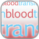 Blood Transfusion programme badge