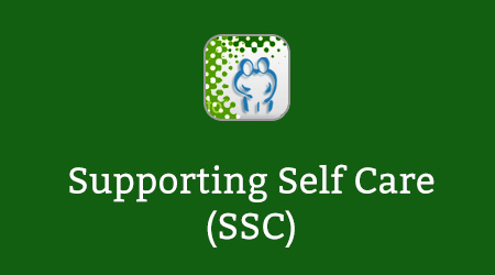 Supporting Self Care (SSC)