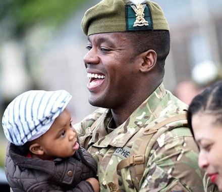 The Armed Forces Covenant and the Needs of Service Families