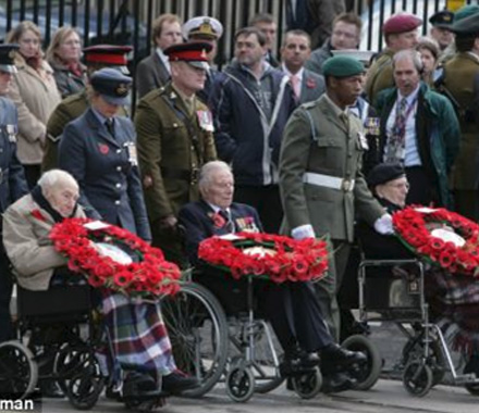 Health and Social Care Access for Veterans' Families