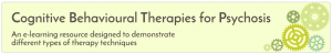 Cognitive Behavioural therapies_Banner