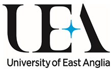 University of East Anglia - Partnership logo