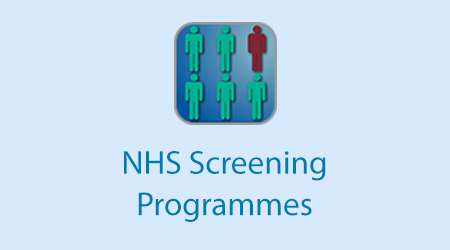 nhs screening programmes e learning for healthcare