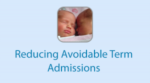 Reducing Avoidable Term Admissions_Banner_Mobile