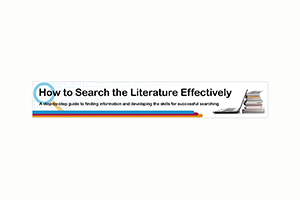 How to search for Literature Effectively
