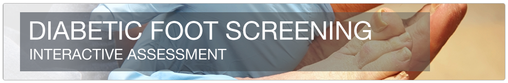 Diabetic Foot Screening and Assessment_Banner