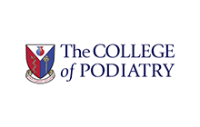 College of Podiatry_Logo