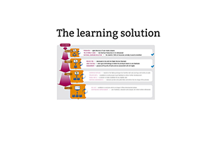 The Learning Solution