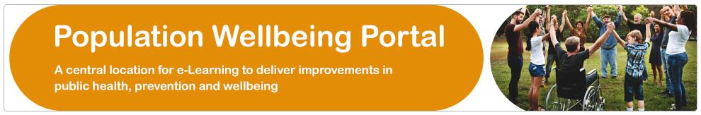 Population Wellbeing Portal_Banner