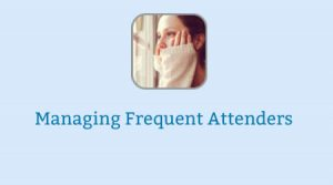Managing Frequent Attenders_Mobile Banner
