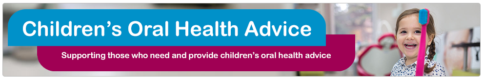 Children's Oral Health_Banner