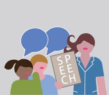 Speech, Language and Communication