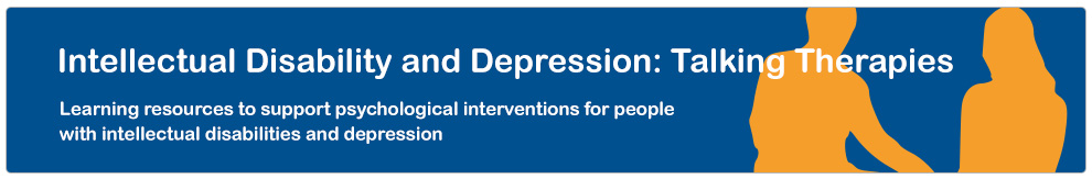 Graphics HEE e-LfH Brand and Website Preparation - Intellectual Disability and Depression_Banner