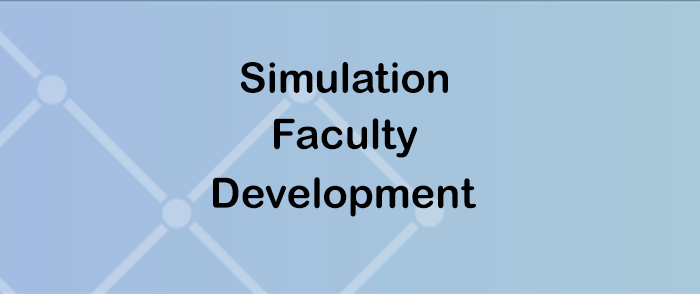 Simulation-based Education design toolkit now live