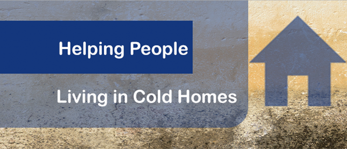 e-Learning to help people living in cold homes