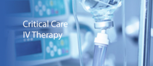 Critical Care IV Therapy