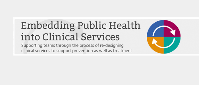 Embedding Public Health into Clinical Services