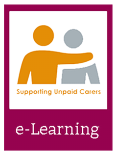 Supporting Unpaid Carers Tile eLearning