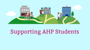 AHP Support Workers