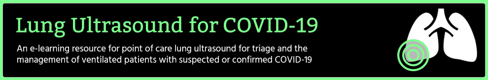Lung Ultrasound for COVID-19