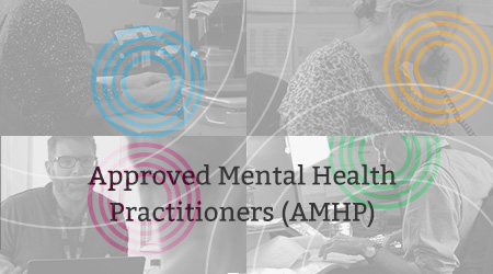 Approved Mental Health Professional