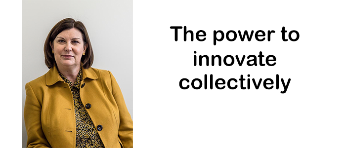 The power to innovate collectively