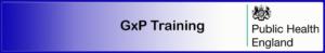 GxP Training
