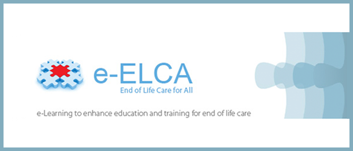 e-ELCA_End of Life Care