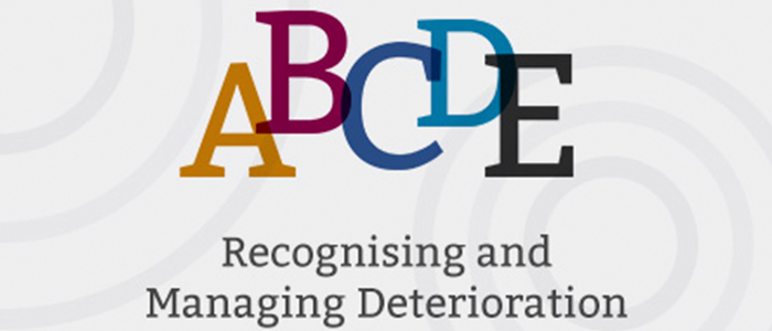 Recognising and Managing Deterioration
