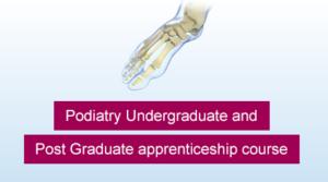 Apprenticeship & Undergraduate Podiatrist