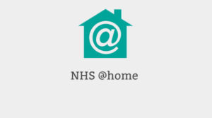 NHS at home elearning