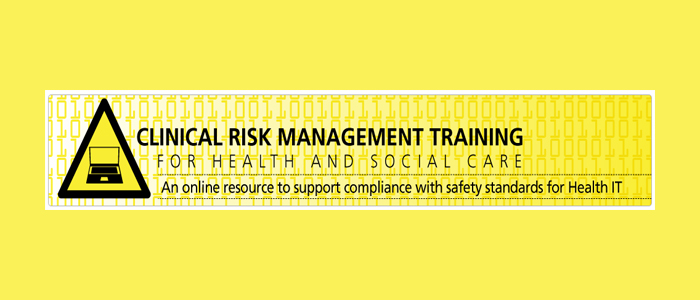 Clinical Risk Management Training