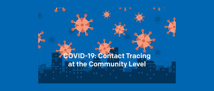 Covid Contact tracing